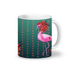 Caneca Dona Flamingo de @jurumple | Colab55