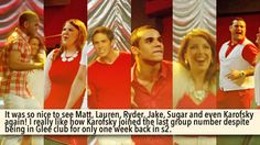 Glee Confessions
