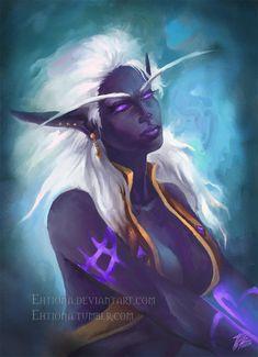 Warcraft Legion: Sedshafi by Ehtiona