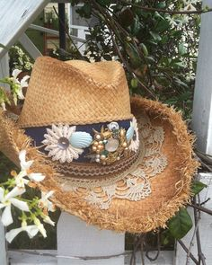 Beach Babe Cowgirl Hat!