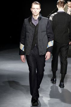 Miharayasuhiro Fall 2012 Menswear Collection on Style.com: Complete Collection