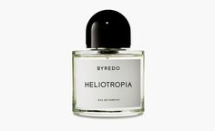 With its cool back-story (founder Ben Gorham started life as a Swedish basketball star before transitioning into perfume) and pared-down yet reassuringly hefty packaging, Byredo is a very Wallpaper* brand. Its latest eau de parfum is called 'Heliotropi...