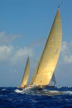 Sail away....