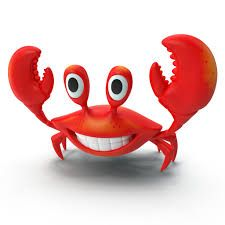 Image result for cartoon crab concept