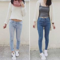 WEBSTA @ styleobsess - 1 OR 2!? 😎 #OOTDTag Your Friends!
