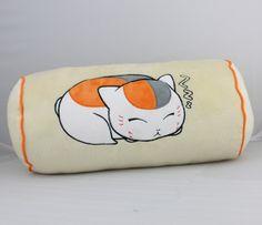 Free Shipping Natsume's Yuujinchou Nyanko Sensei Plush Cat Throw Pillow Cushion