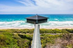 The Pole House in Australia by F2 Architecture
