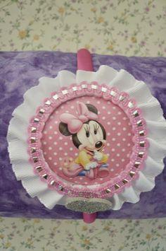 Diadema Minnie Mouse bebé