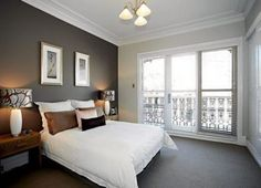 Trendy bedroom dark carpet chandeliers Ideas #bedroom