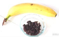 Met maar 3 ingrediënten maak je super gezonde koekjes! Zonder toegevoegde suikers of vetten!