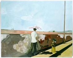 Lapeyrouse Wall, 2004 ©Peter Doig