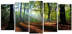 #Cuadro bosque: http://www.cuadrosyespejosmodernos.com/producto/cuadro-de-paisaje-10-de-200x100cm/