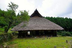 Japan Traditional Folk Houses  #tanbasasayama #hyougo
