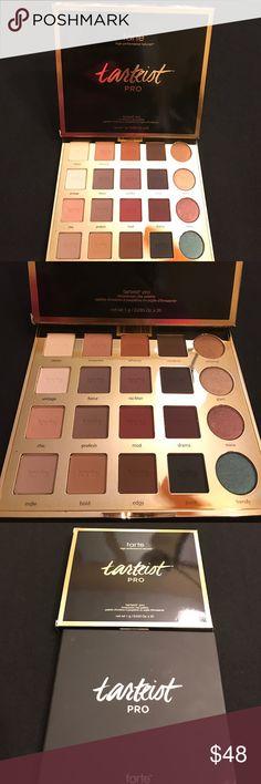 Tarte tartiest Pro New. Authentic Tarte tartiest Pro New. Authentic Sephora Makeup Eyeshadow