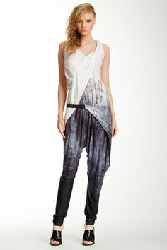 Harem Jumper with Belt by L.A.M.B. on @HauteLook
