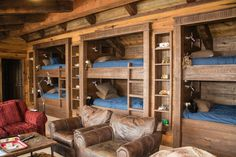 📣 48 Best Choices Of Kids Bunk Bed Design Ideas Tips When Shopping For Bunk Beds 2 Cabin Bunk Beds, Bunk Bed Rooms, Bunk Beds Built In, Cabin Loft, Cool Bunk Beds, Bunk Beds With Stairs, Kids Bunk Beds, Rustic Bunk Beds, Bedroom Bed