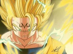 DBZ Goku