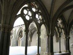 cloitre-abbaye d'abondance-Haute Savoie