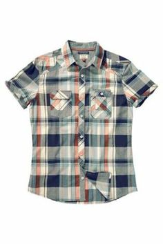 Buy Check Shirt from the Next UK online shop