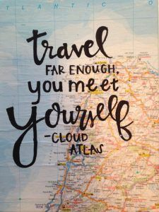 A collection of inspiring travel quotes #travel #quotes #explore #world