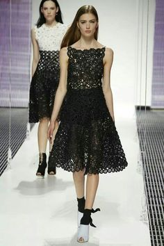 Dior cruise collection by raf simons 2015