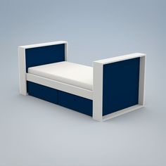 ducduc | Product | parker painted youth bed