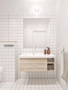 minimalistic 3D apartment - April and mayApril and may