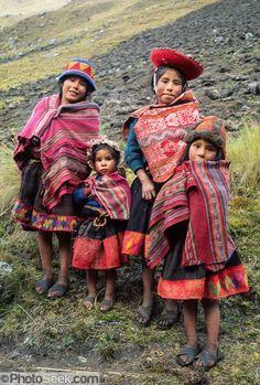 Familia boliviana