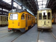 The Hague Public Transport Museum - take a ride on any Sunday from April through October!