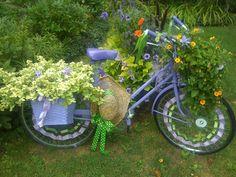 Rosebud Quilting: Bikes in Bloom