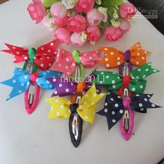 How to Make Hair Bows: 10 Different Ways to try in 2014