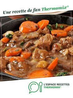 Beef bourguignon - Boeuf Bourguignon by A fan recipe to find in the Main dish category – various on www.