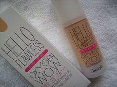 Benefit Hello Flawless Oxygen Wow Brightening Makeup