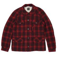 Paul Smith Makinaw Field Jacket