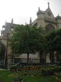 Iglesia St-Germain d'Auxerrois