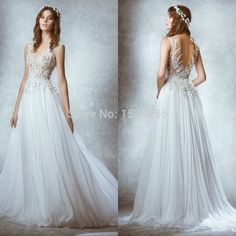 images of wedding gowns - Google Search
