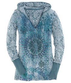 Printed Whimsy Hoody - Gifts $100 and Under - Gifts - Title Nine