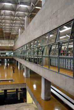 Gallery of AD Classics: Faculty of Architecture and Urbanism, University of São Paulo (FAU-USP) / João Vilanova Artigas and Carlos Cascaldi - 10