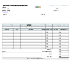 auto repair invoice template | invoice templates | pinterest, Invoice templates