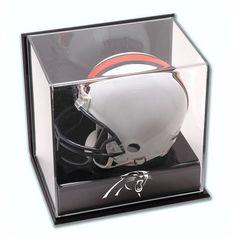 Mounted Memories NFL Wall Mounted Logo Mini Helmet Display Case NFL Team: