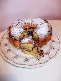 Yummy World, Ring Cake, Savarin, Pound Cake, Cake Cookies, Bagel, Scones, Pancakes, Cheesecake