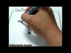 Gallon Man Song - Cycle 1 Science Week 13