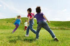 Group Games For Kids - Snake In The Gutter
