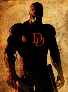 Daredevil By Mike Deodato Jr.