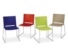Conference chair fil from Sitia, designed by Alberto Basaglia e Natalia Rota Nodari -  www.rohde-grahl.nl