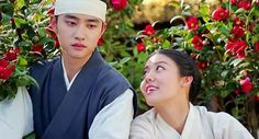 100 Days My (Hangul: 백일의 낭군님; Hundred Day's Husband) is a 2018 South Korean television series Kaisoo, Kyungsoo, I Fall In Love, Falling In Love, Do Kyung Soo, Pop Singers, Drama Movies, 100th Day, My Princess