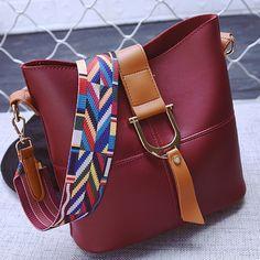 Shoespie Wide Grid Handbag #WomenFashion