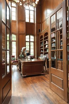 Dream home office Design Woodlands Lifestyles Homes Magazine Sweetwater Chateaufrench Country Elegance In Fort Bend County Cinda Justice Dream Home Offices Pinterest 224 Best Dream Home Offices Images Luxury Office Command Centers