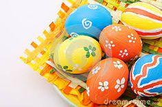 Resultado de imagem para ovo pintado pascoa