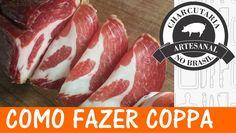 COMO FAZER COPPA - CHARCUTARIA - CABR#005